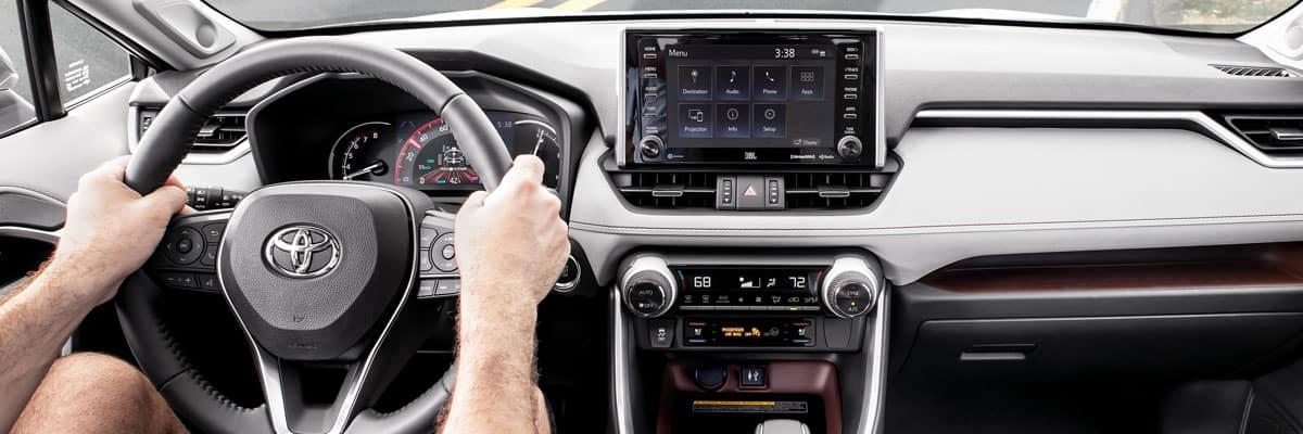 2019 Toyota RAV4 Review | Harr Toyota of Worcester