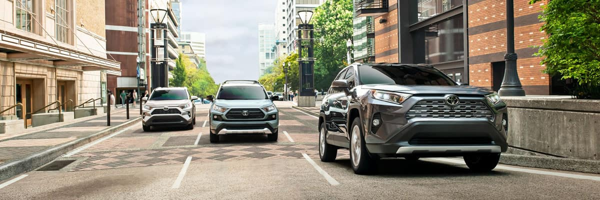 2019 Toyota RAV4 Review | Harr Toyota of Worcester