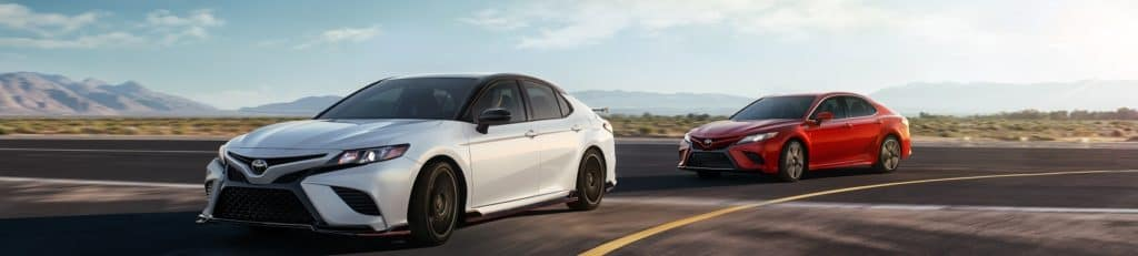2020 Toyota Camry Review Worcester MA