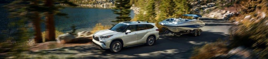 2021 Toyota Highlander Hybrid Review Worcester MA