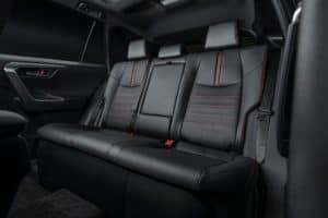 Toyota RAV4 interior comparison worcester ma