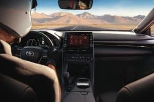 2021 Toyota Avalon hybrid technology worcester ma
