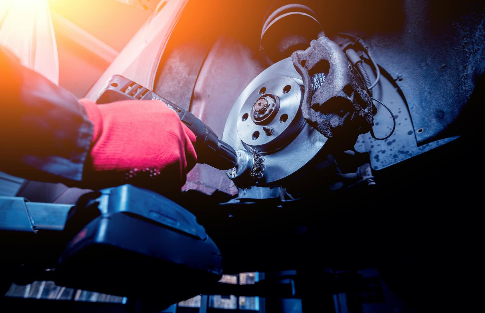 Replacing Your Brakes