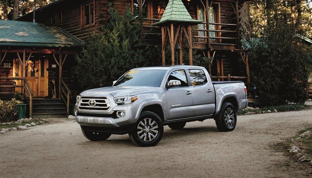 Ford Ranger vs Toyota Tacoma