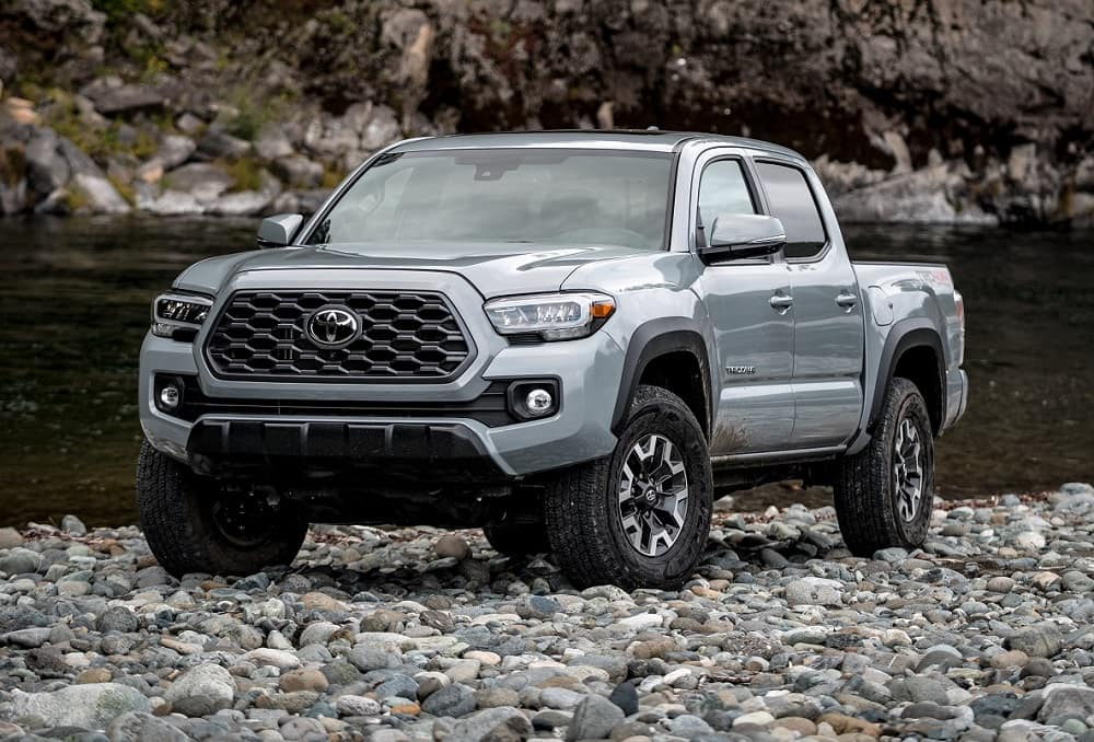 Toyota Tacoma vs Ford Ranger Worcester MA