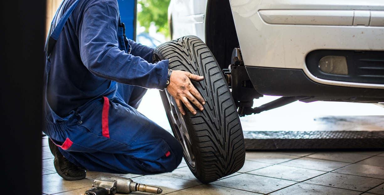 Common Tire Repairs