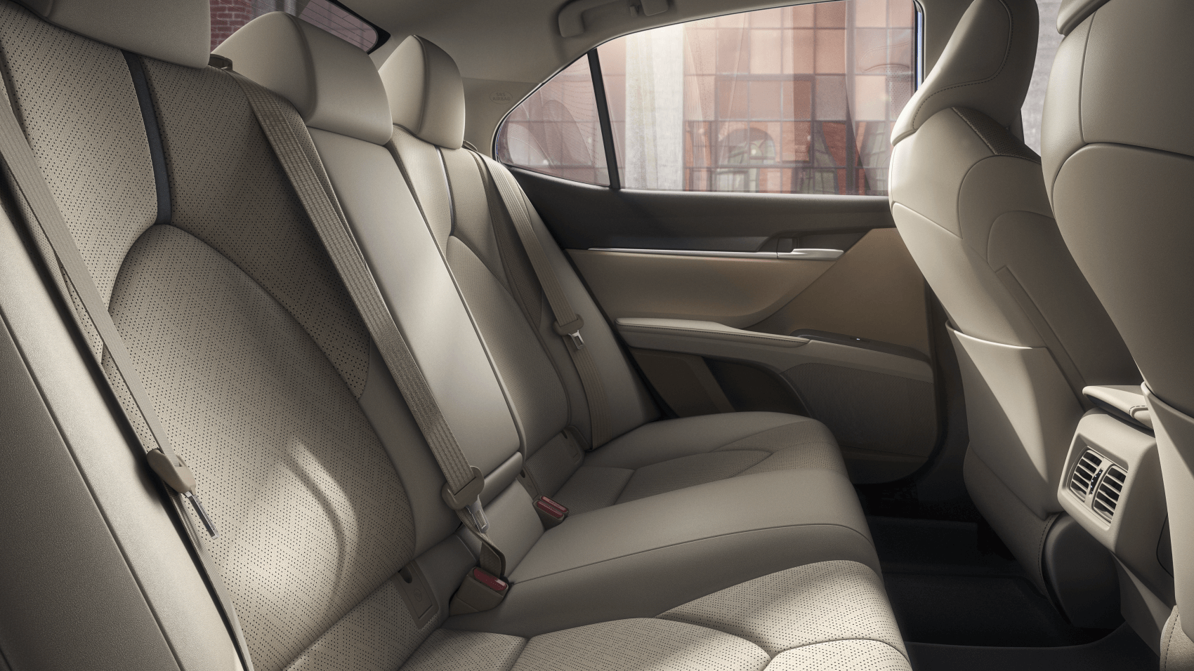 2021 Toyota Camry Interior Cabin Space Harr Toyota