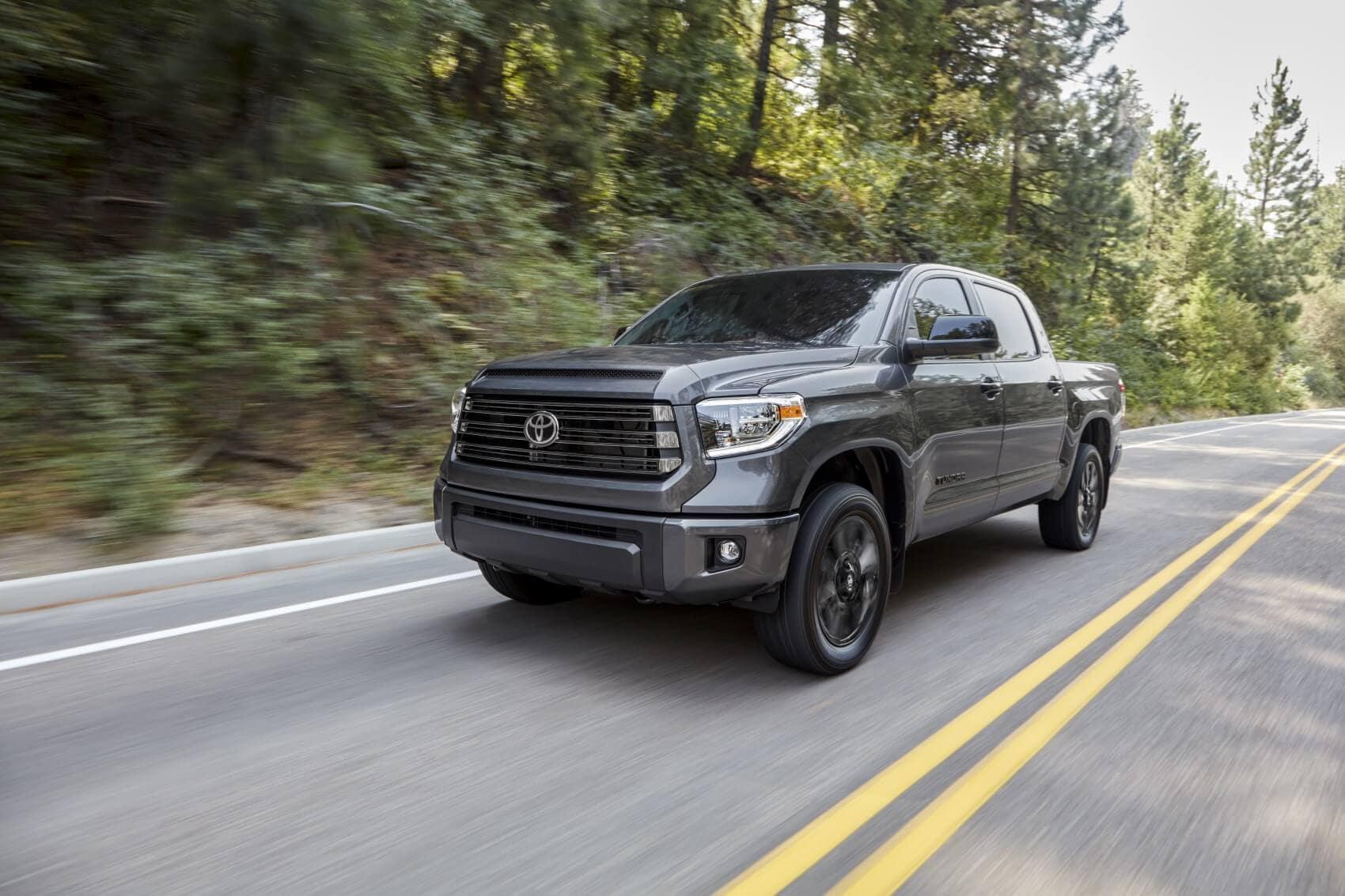 2021 Toyota Tundra Performance