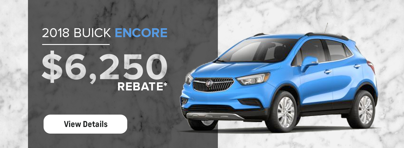 Haselwood Chevrolet Buick Encore Offer