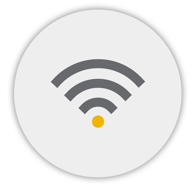 AVAILABLE BUILT-IN 4G LTE Wi-Fi HOTSPOT