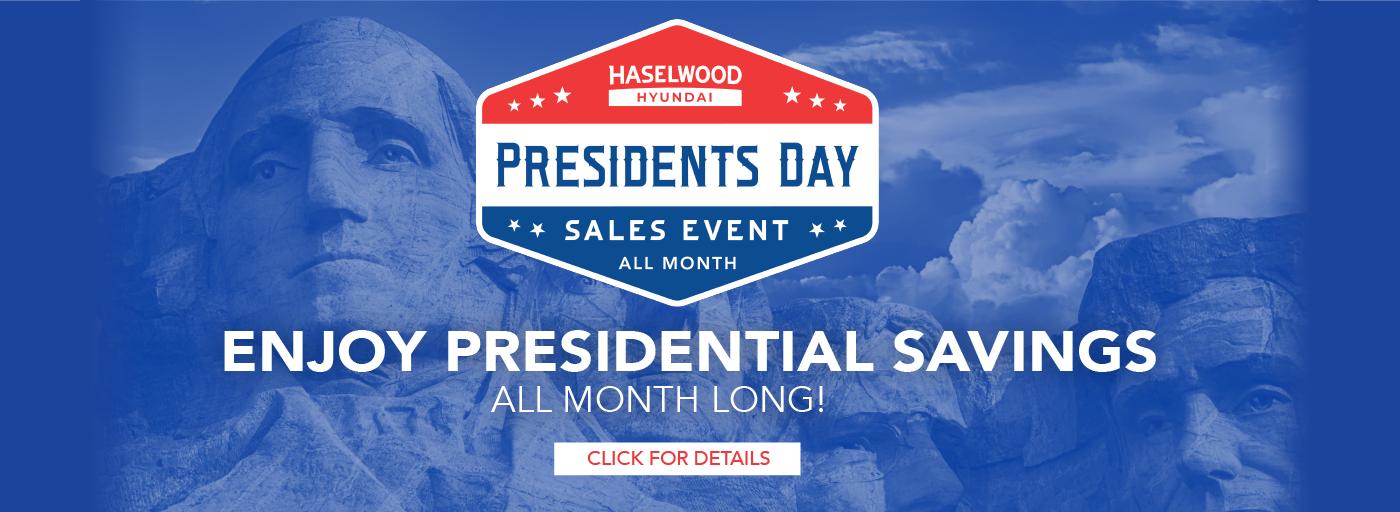 11769 – JAN21 – WHAP – Presidents Day Event – Webslides_Hyundai – 1400 x 512