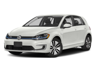 2017 Volkswagen e-Golf 4-Door Limited Edition *Ltd Avail*