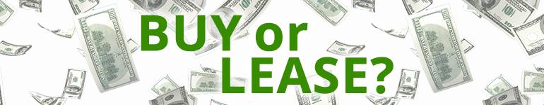 buy, lease