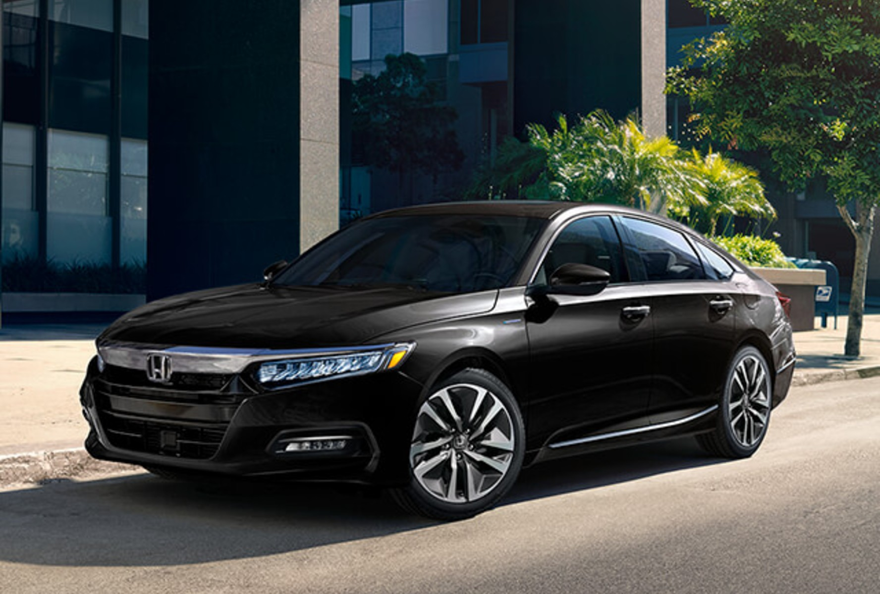 The high performance 2019 Honda Accord