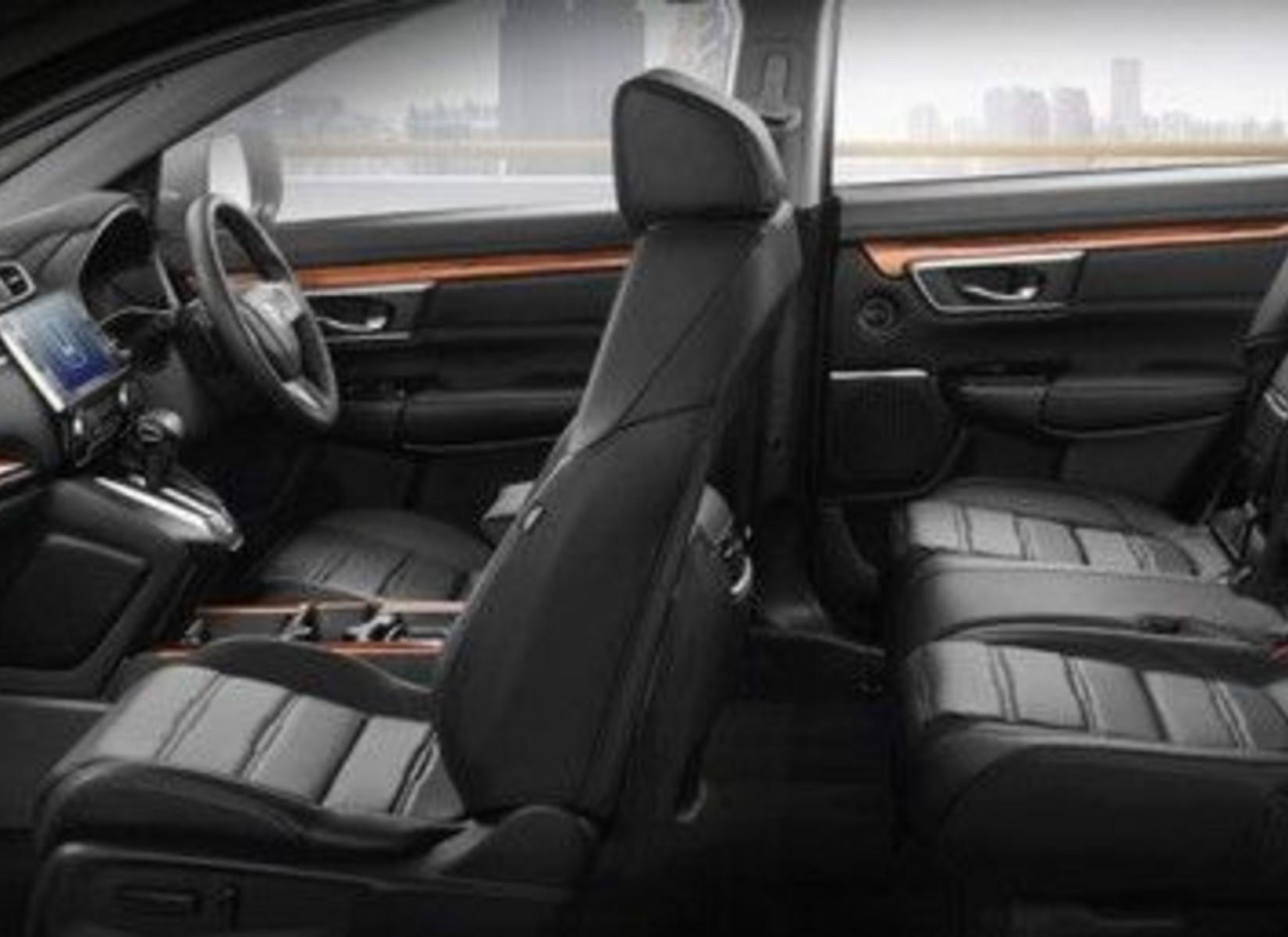 2019 Honda CR-V Interior View
