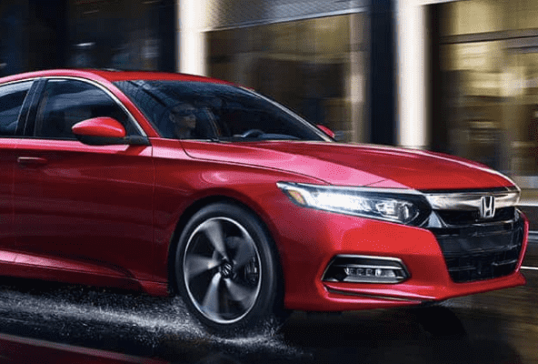 Stay safe inside the 2019 Honda Accord