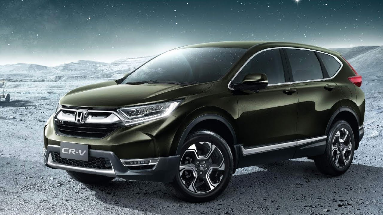 2019 Honda CR-V Safety