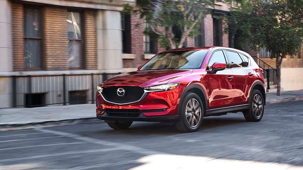 2019 Mazda CX-5 GS Vs 2019 Honda CR-V