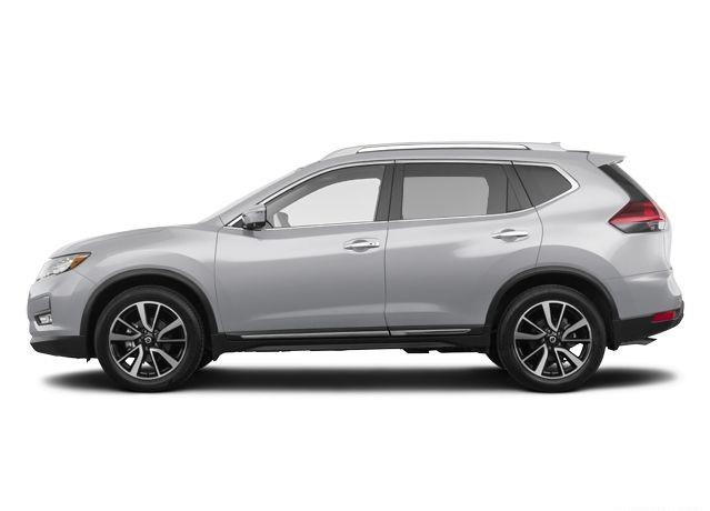 2019 Nissan Rogue S Vs 2019 Honda CR-V