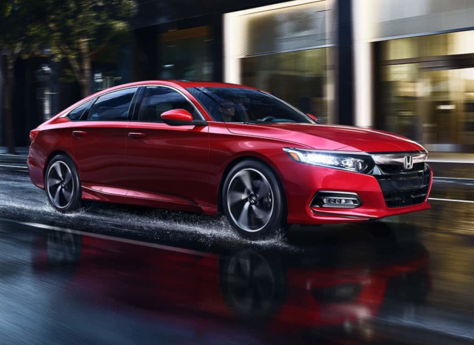 The high-performance 2019 Honda Accord