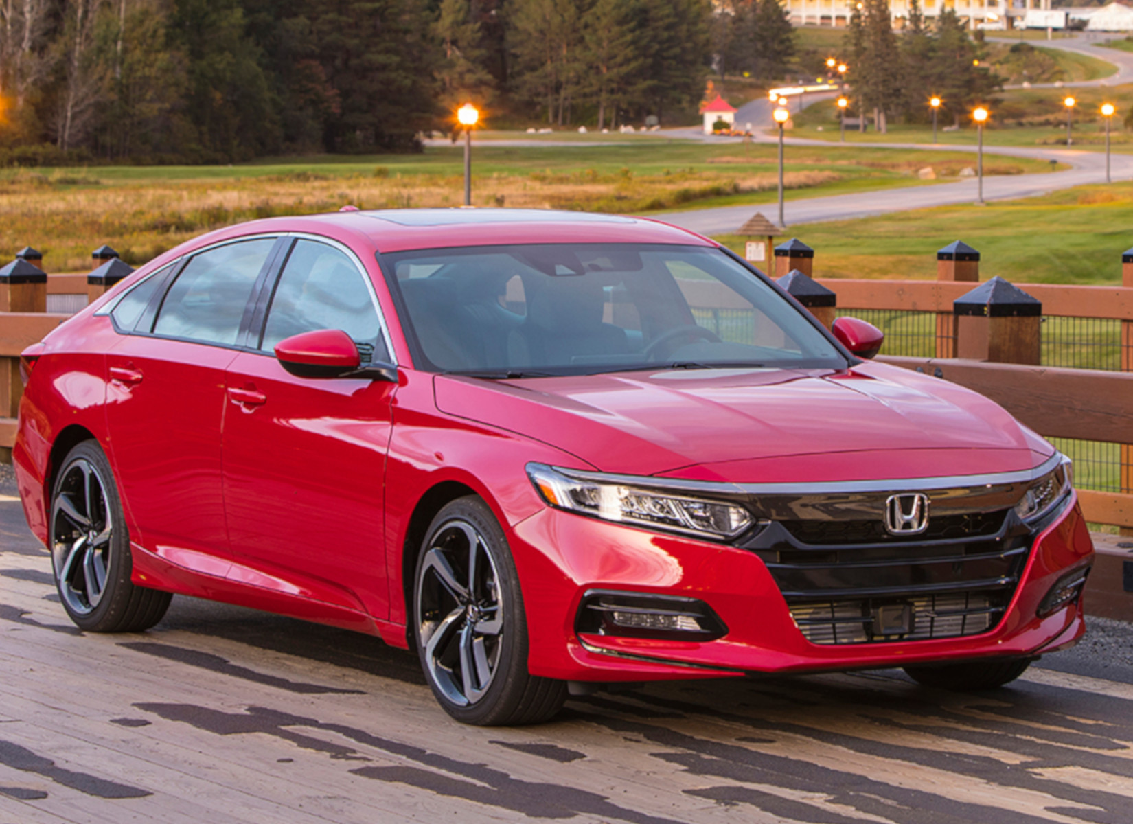 The 2019 Honda Accord comes with the latest safety features