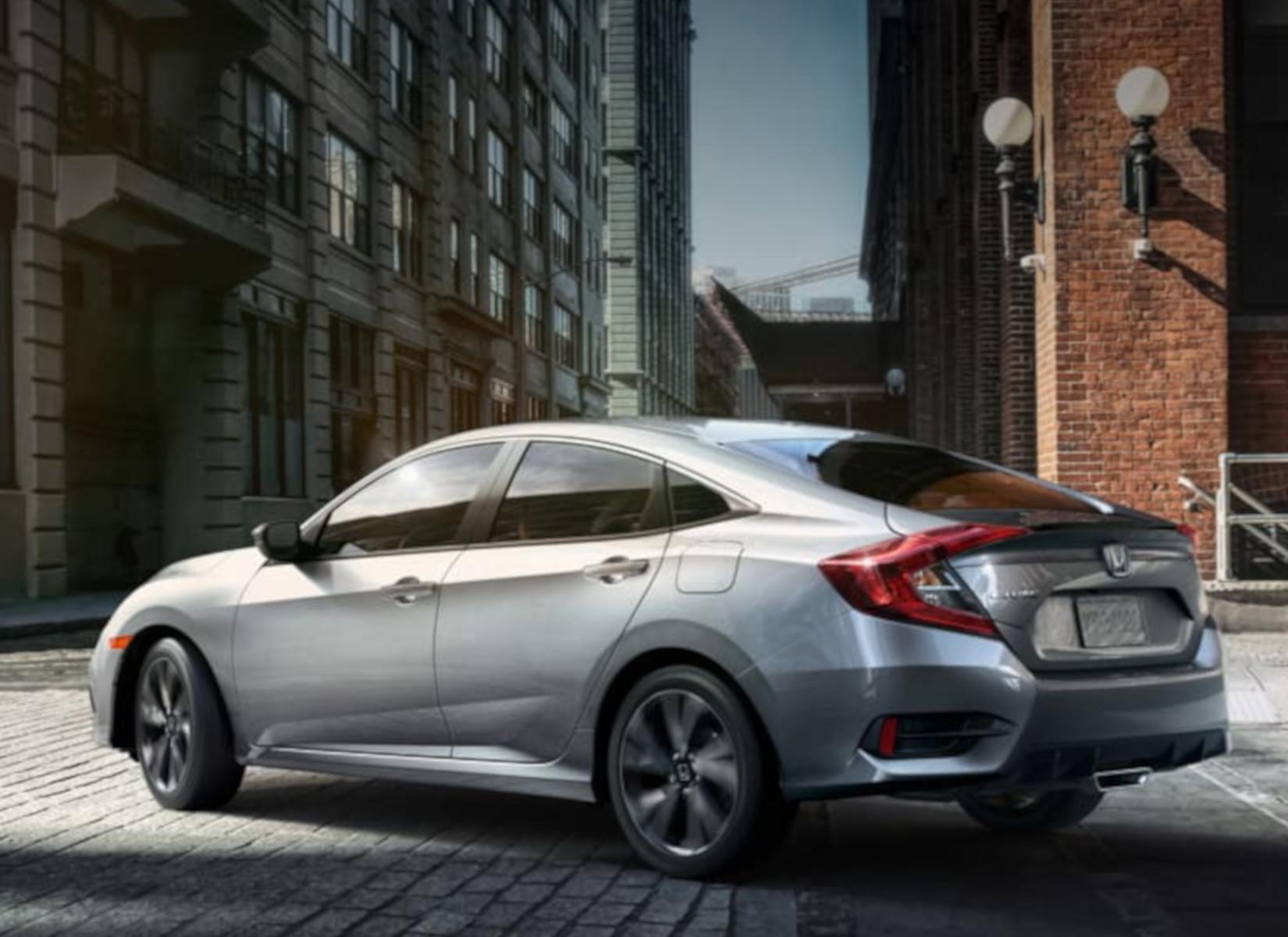 The high-performance 2019 Honda Civic