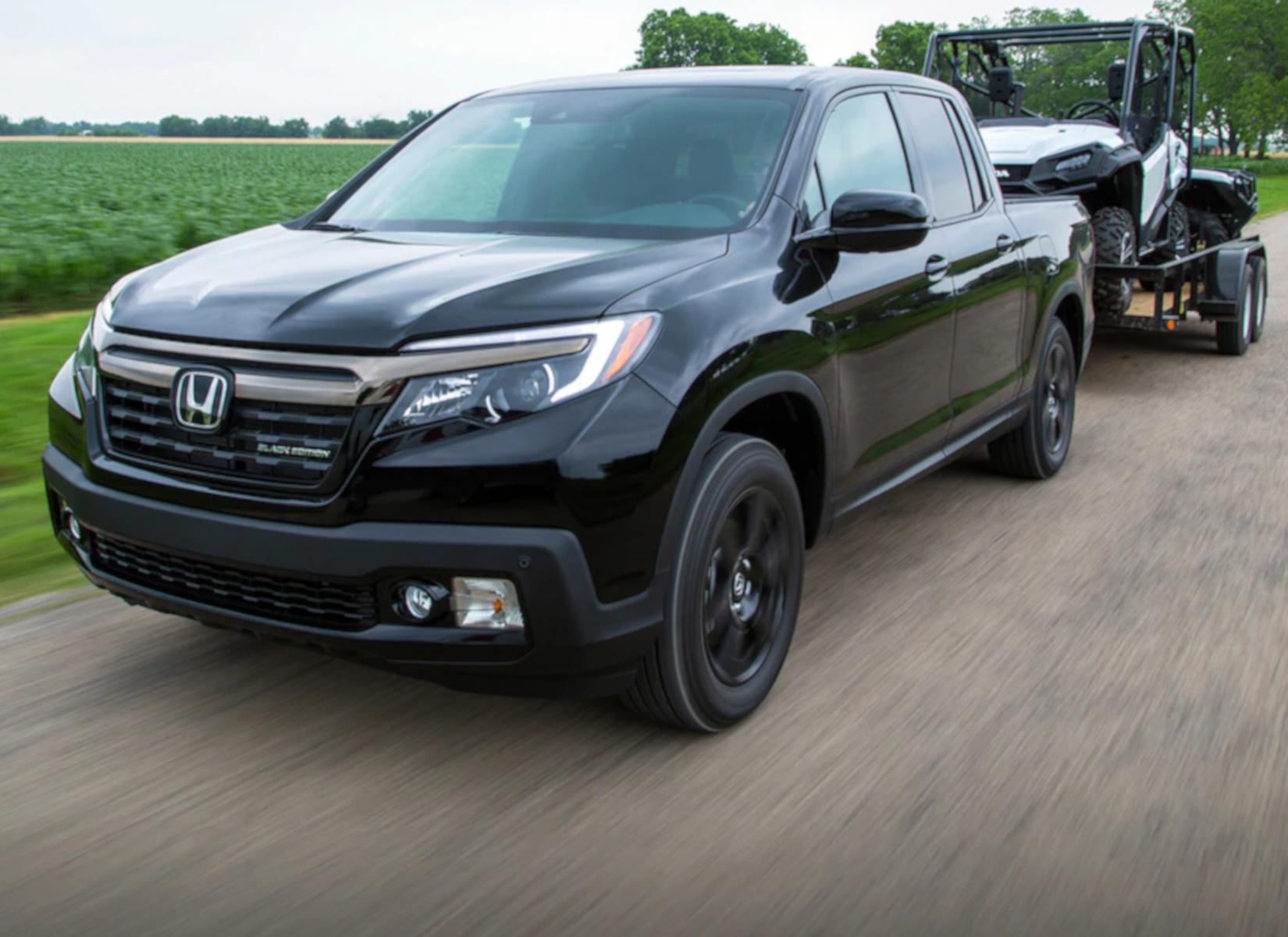 The high-performance 2019 Honda Ridgeline