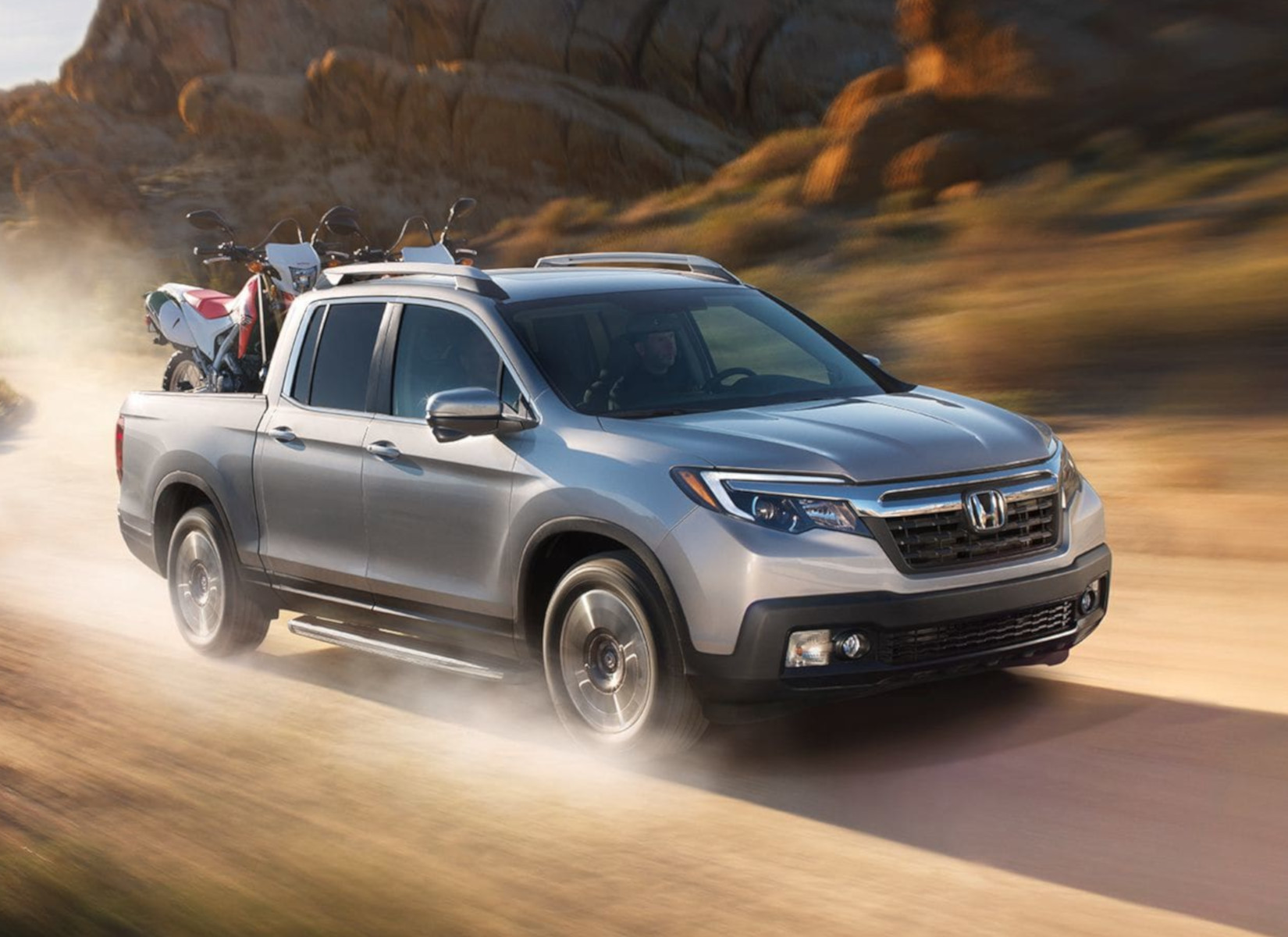 The 2019 Honda Ridgeline comes equipped with the latest safety features