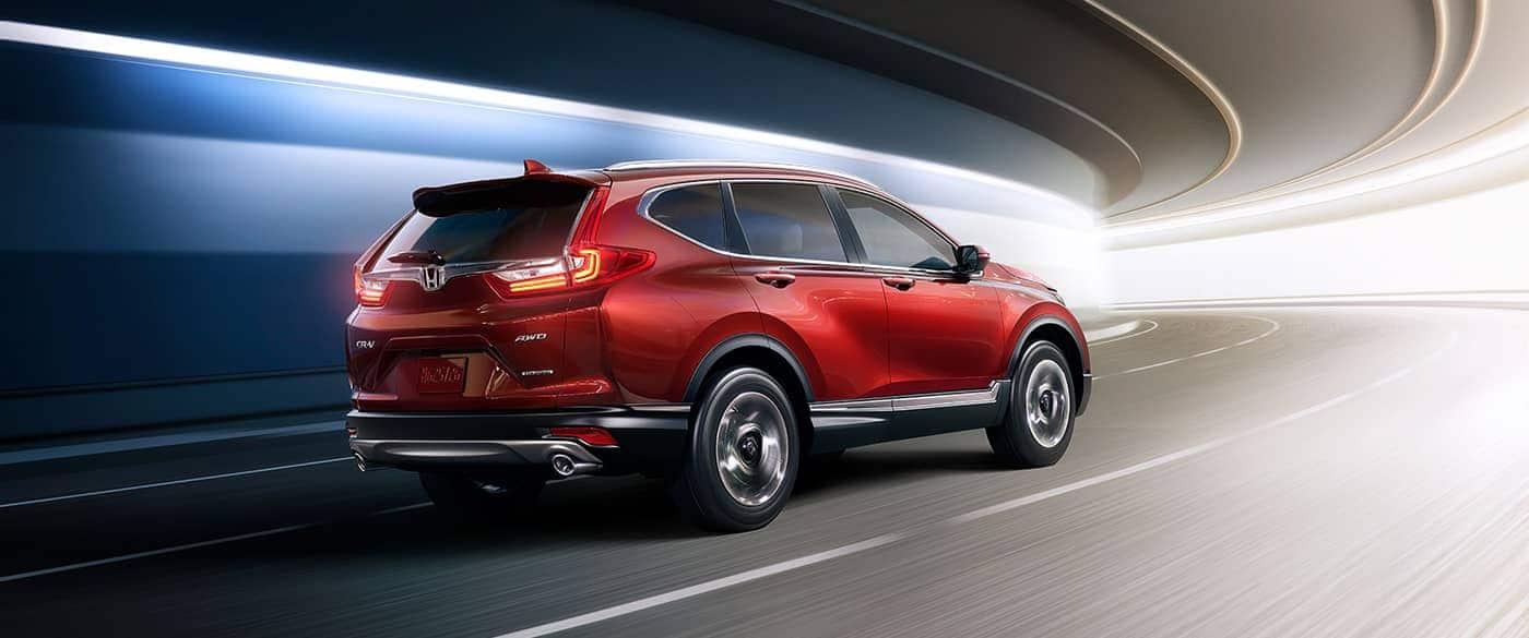 2019 Honda CR-V Exterior