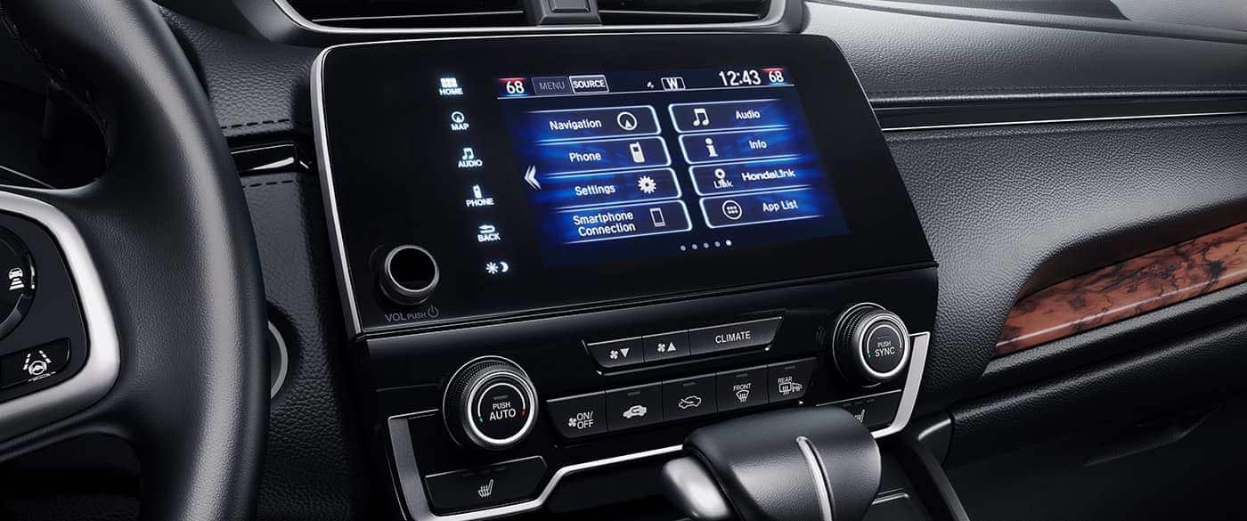 2019 Honda CR-V Technology