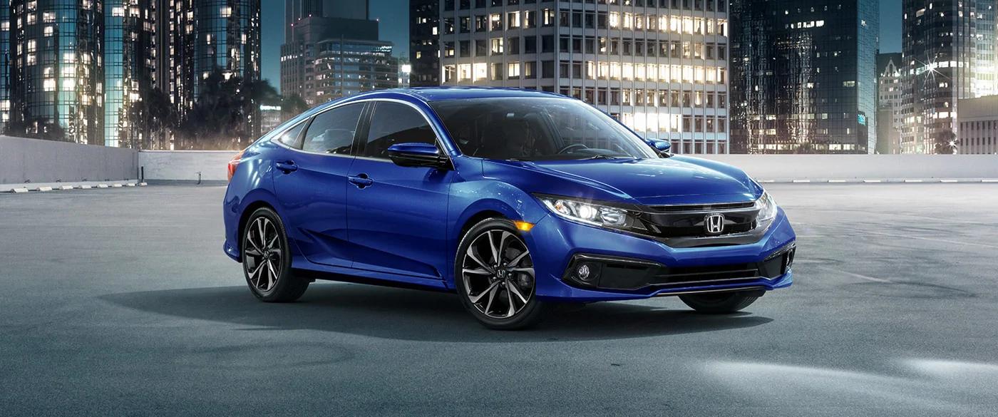 2019 Honda Civic Performance