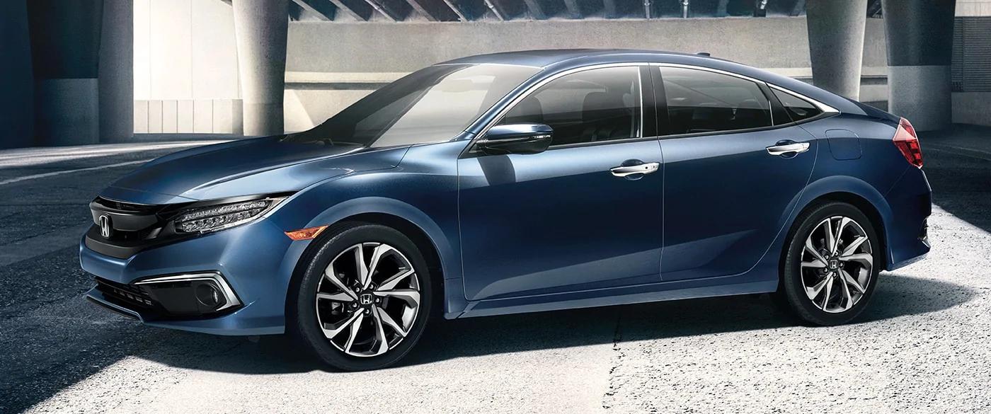 2019 Honda Civic Exterior