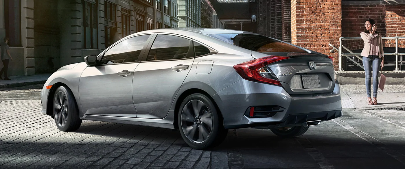 2019 Honda Civic Safety