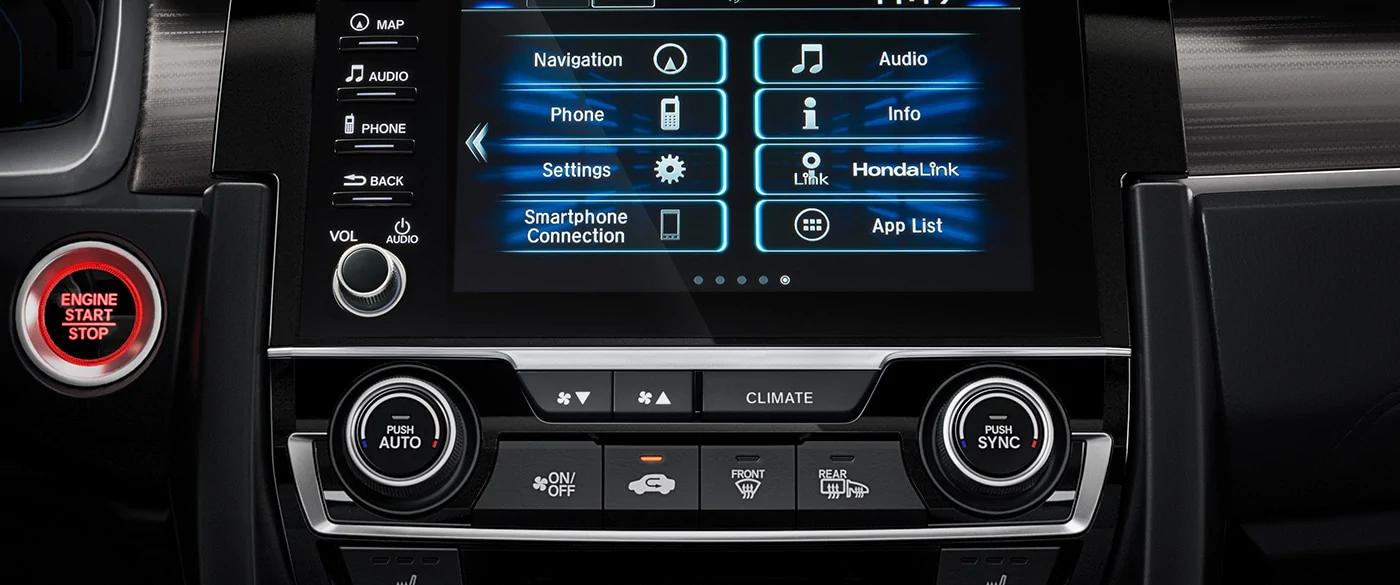 2019 Honda Civic Technology