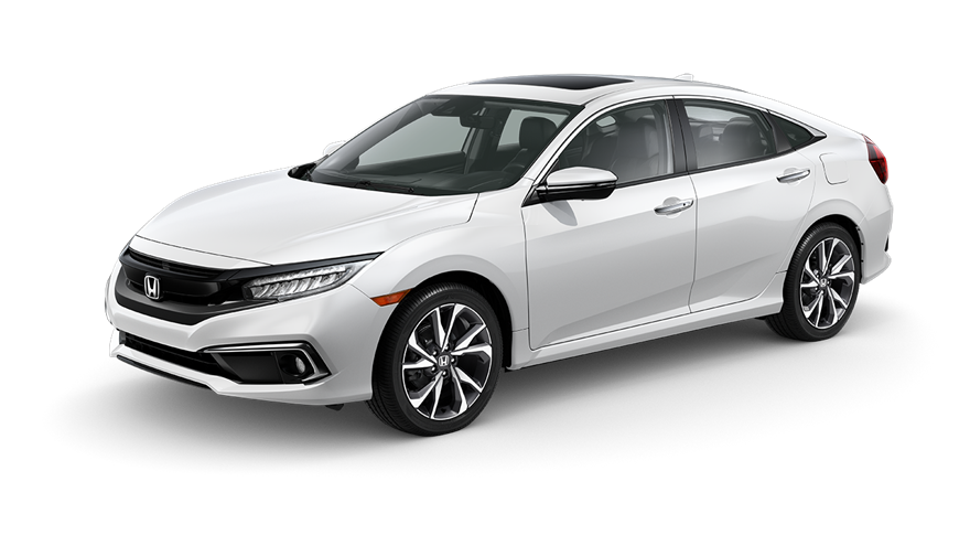 The 2019 Honda Civic for sale at Headquarter Honda in Clermont, FL