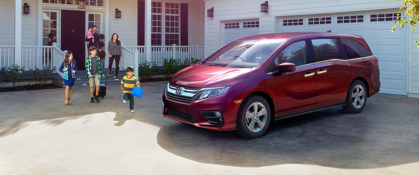 Headquarter Honda has a large selection of minivans, trucks, and SUVs for sale in Clermont, FL