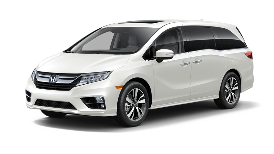 The 2019 Honda Odyssey for sale at Headquarter Honda in Clermont, FL