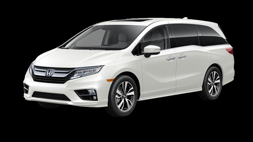 Honda Odyssey at Headquarter Honda