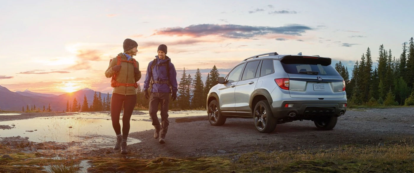 The 2019 Honda Passport for sale at Headquarter Honda in Clermont, FL