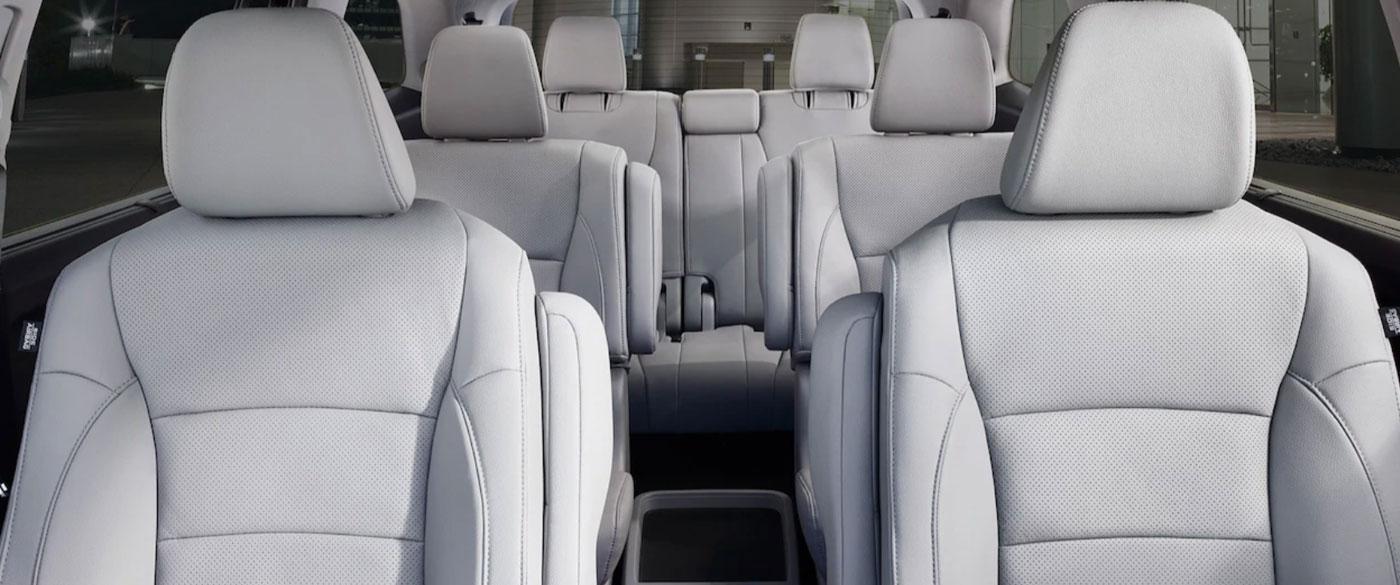 2020 Honda Pilot Technology