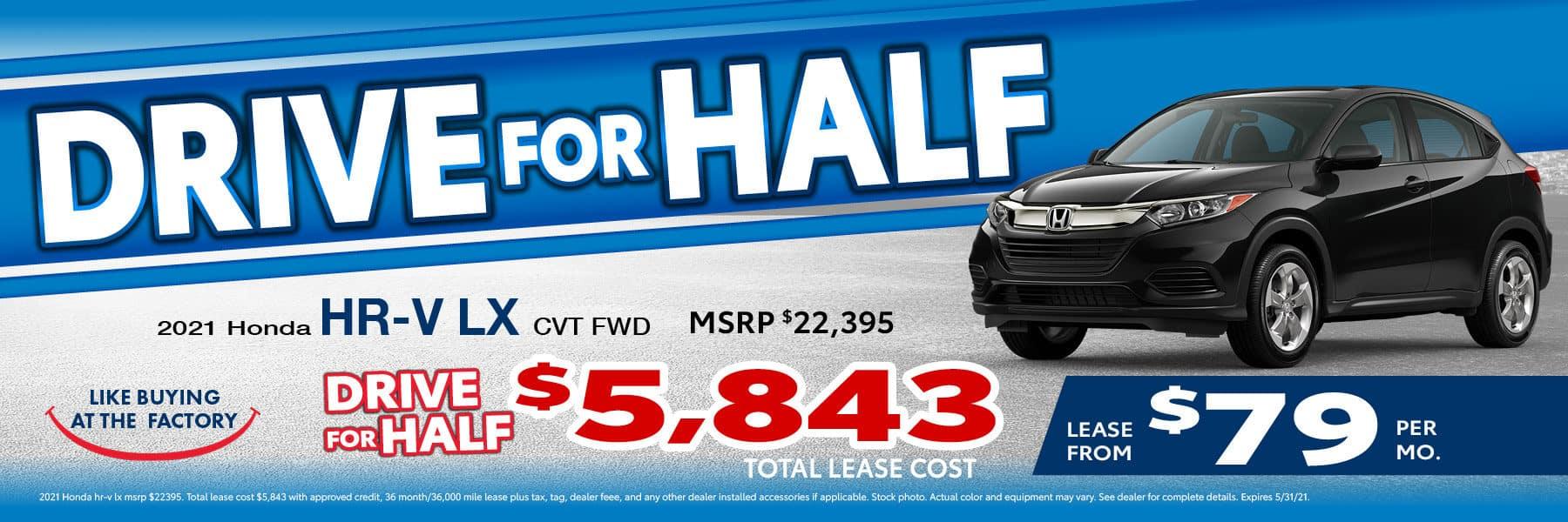 v2T3991 HQ Honda 1800×600 Drive Half3