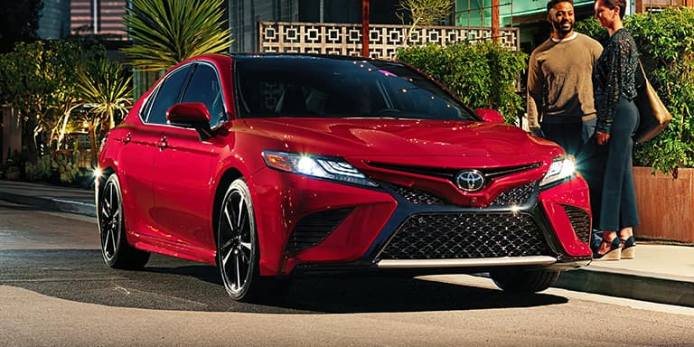 Toyota Camry Rent A Car