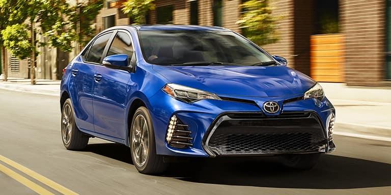 Toyota Corolla Rent A Car
