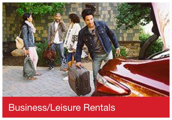Business/Leisure Rentals