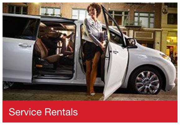 Service Rentals