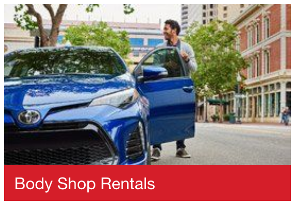 Body Shop Rentals