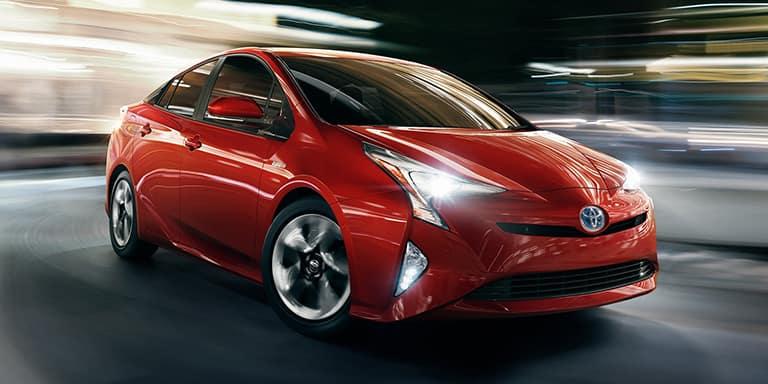 Toyota Prius Rent A Car