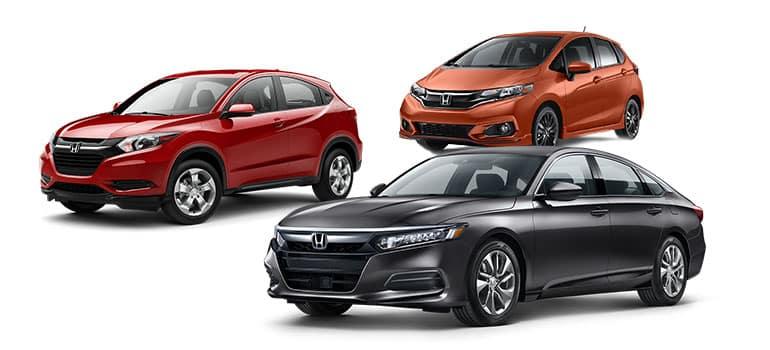 Honda APR Finance Special