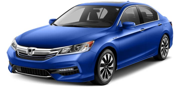 Honda Accord APR Finance Special