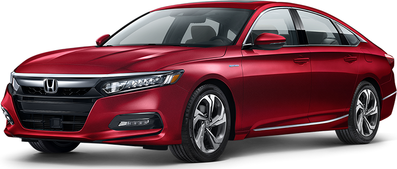 2019 Accord Hybrid EX-L